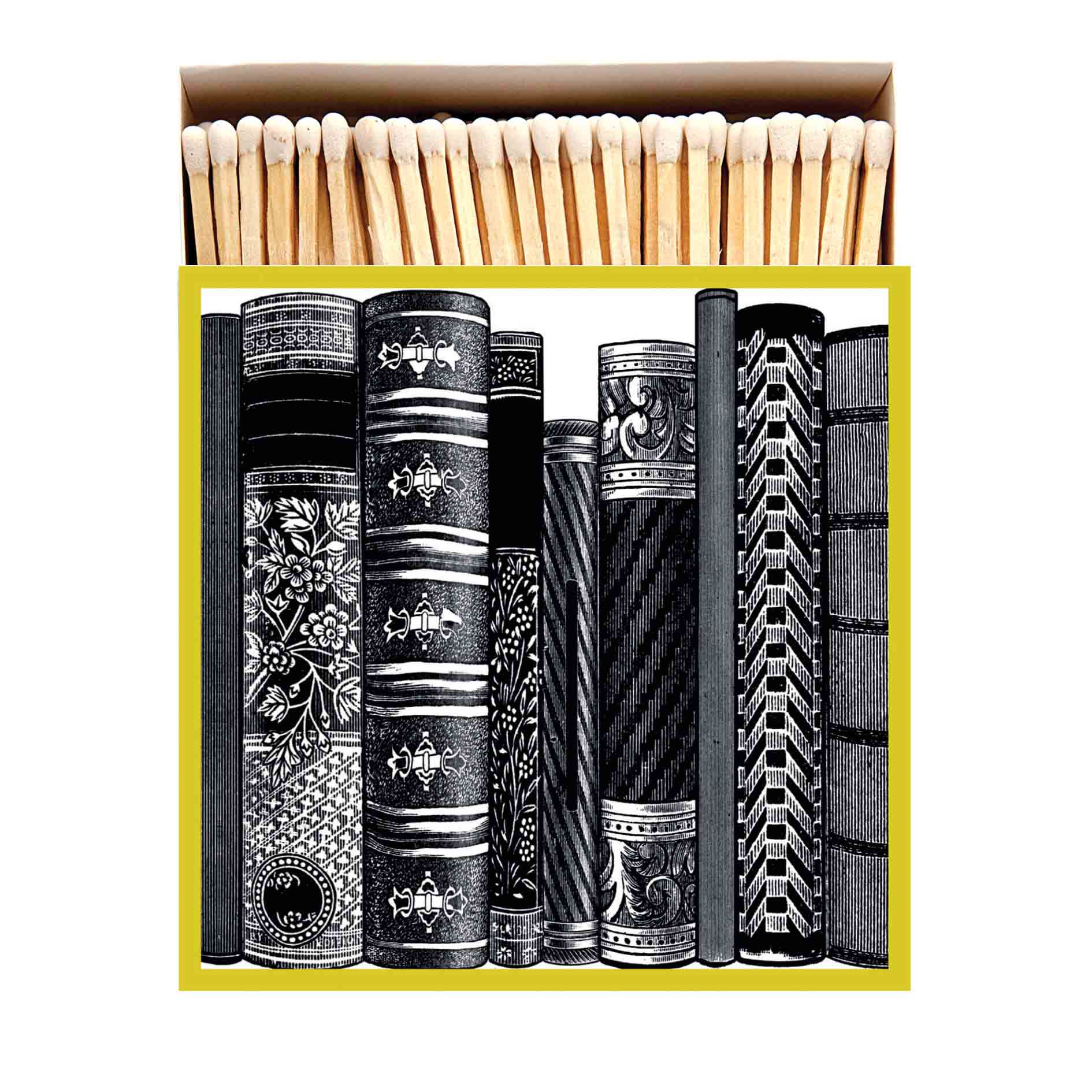 Luxury Matches - Books Chase & Wonder
