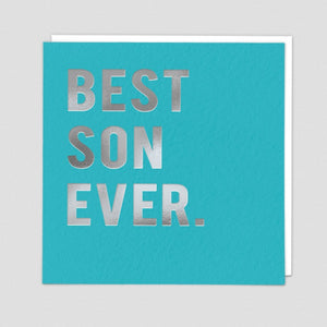 Card - Best Son