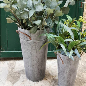 Large French Florist Bucket