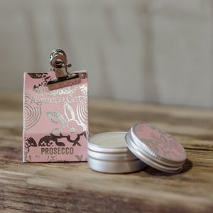 Natural Lip Balm - Prosecco