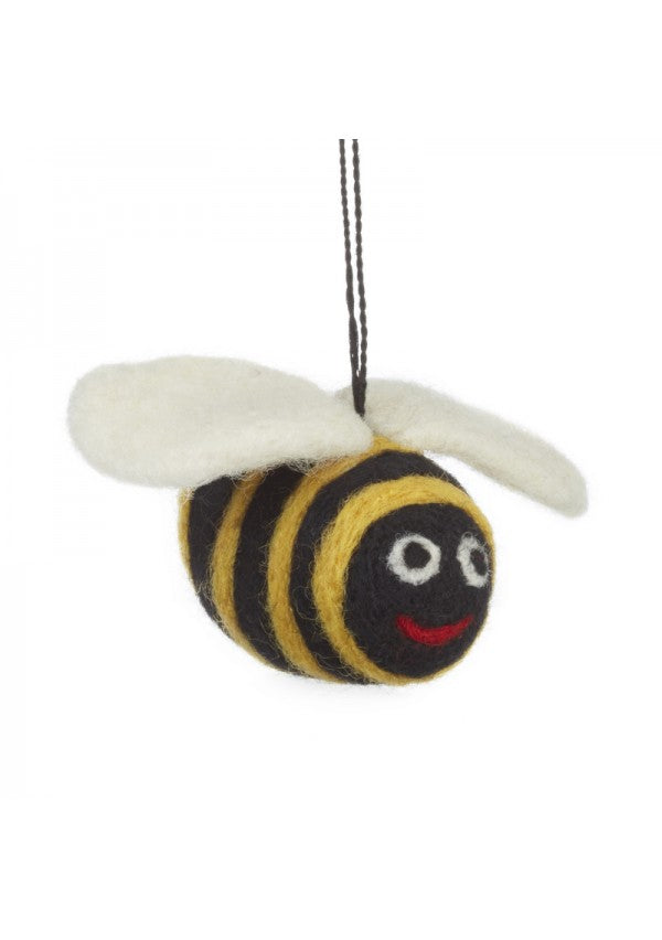 Felted Big Bumble Bee
