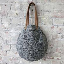 Crochet Shopper Bag WAS £55 NOW £35