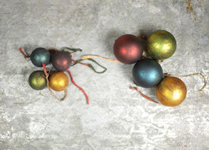 Recycled Glass Bauble - Small