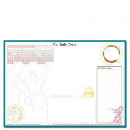 The Dodo Jotter Pad A3