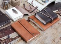 Leather Journal - 2 sizes
