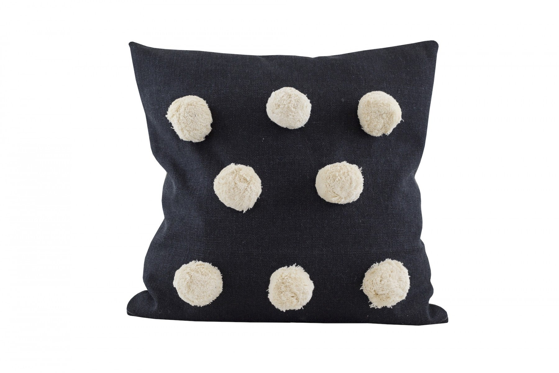 Raine & Humble Giant Pom Pom Cushion