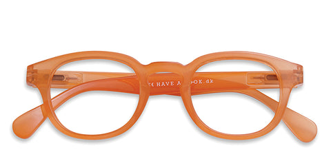 Reading Glasses - Type C Orange