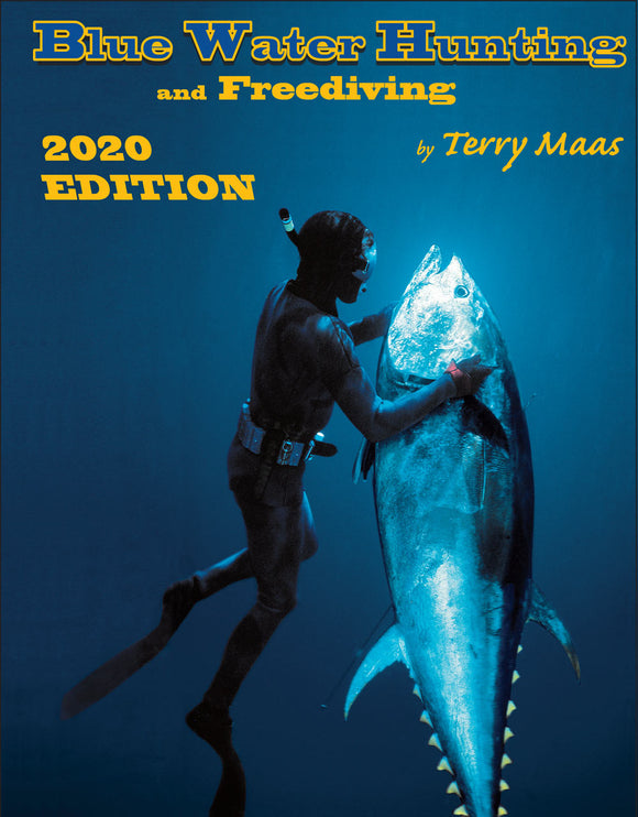 Blue Water Hunting Freediving 2020 is packed with helpful information and techniques on freediving and spearfishing