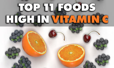 What Are The Top 11 Foods High In Vitamin C Your Whole Family Should Be Eating RIGHT NOW?