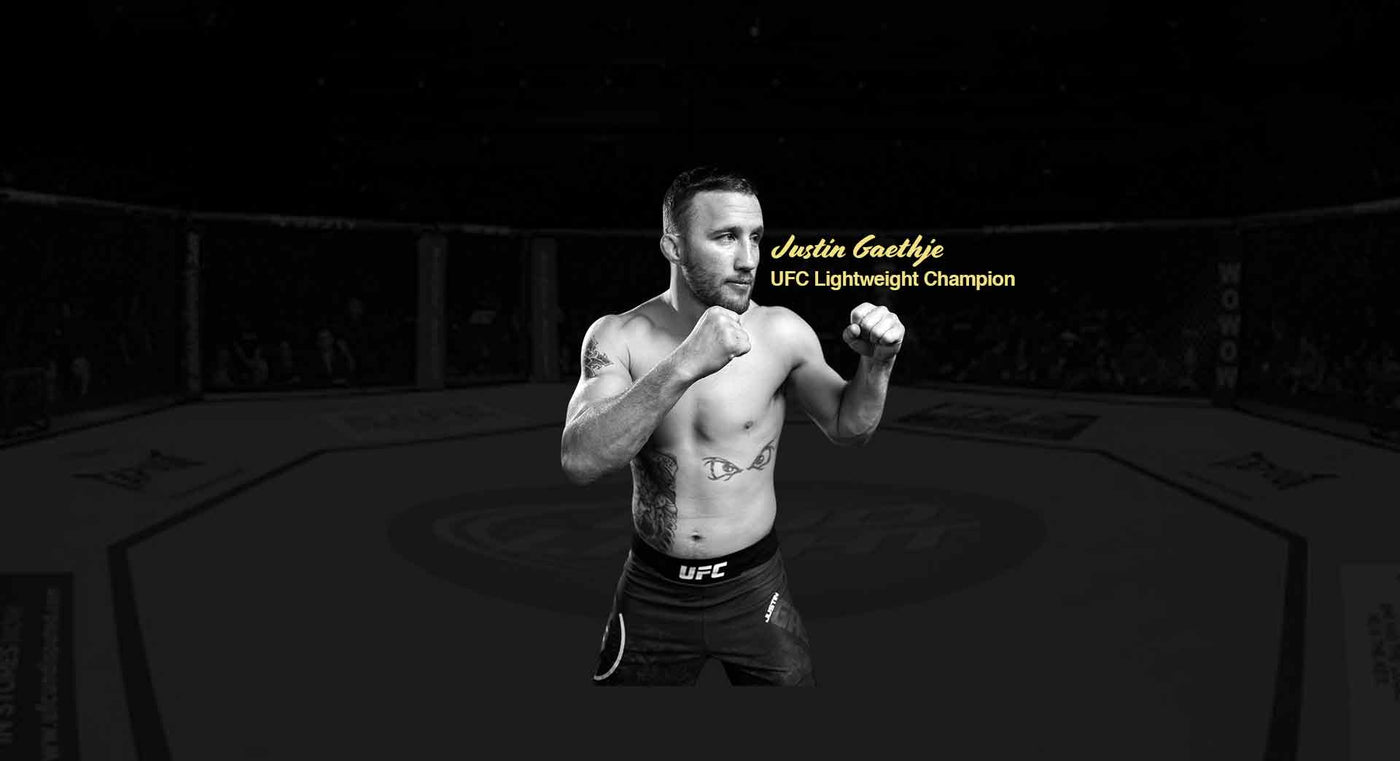 justin gaethje record champion ufc gains in bulk
