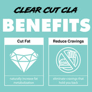 Clear Cut CLA | Reduce Fat & Cravings
