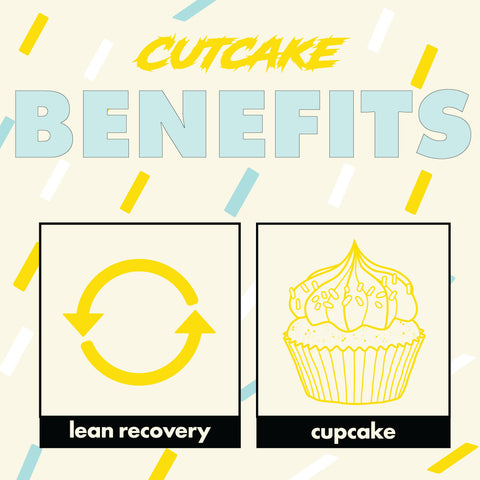 Cut-Cake Grass Fed Whey + Collagen (𝗟𝗲𝗮𝗻-𝗚𝗮𝗶𝗻𝘀)