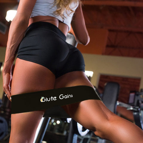 Heavy Glute Circle | Gains in Bulk - Workout Accessories & Body Building Supplements