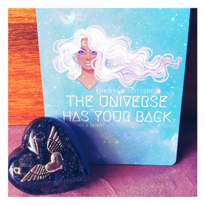 The Universe Has Your Back Oracle Deck