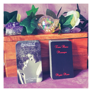 Conversation with the Divine Masculine or Divine Feminine Twin Flame Reading - Soulmate Reading