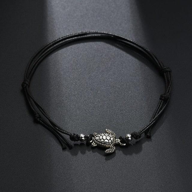 Turtle Anklet Set