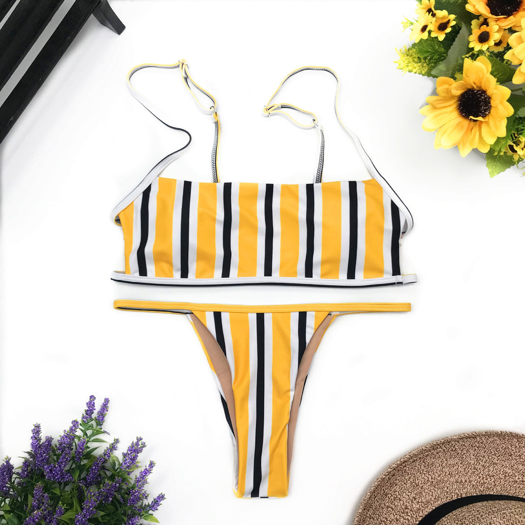 Honeybee Bikini Set