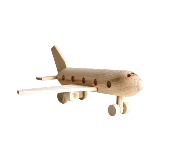 Airplane- wooden toy