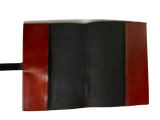 Brown Leather Tree Journal Cover