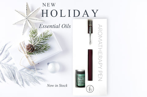 Holiday Essential Oil Pen Sets
