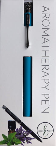 The Essential Ink Aromatherapy Pen  Turquoise