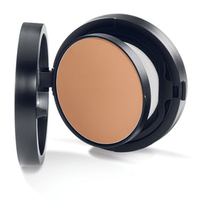 CRÈME TO POWDER FOUNDATION REFILLABLE COMPACT - Honey