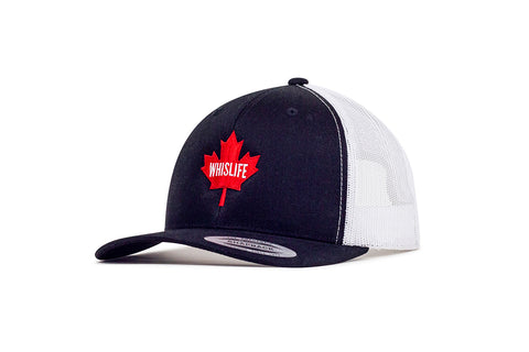 Retro Trucker Snapback - Maple