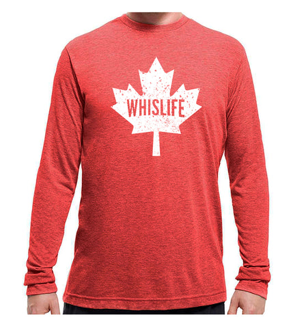 Unisex Long Sleeve T-Shirt - Maple Logo