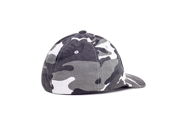 Flexfit Baseball Cap - Faded Camo