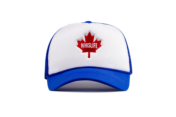 Padded Trucker Snapback - Maple