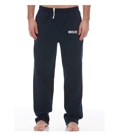 Men's Fleece Sweatpants - Straight Leg