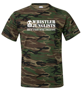 Men's Junglists Camo T-shirt