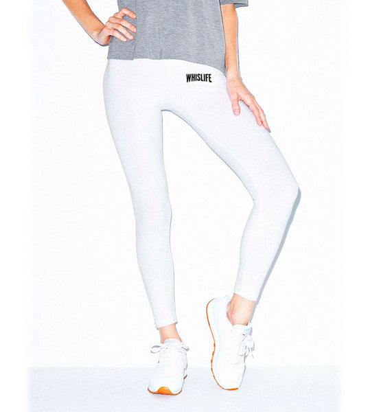 Women's Cotton Spandex Jersey Leggings