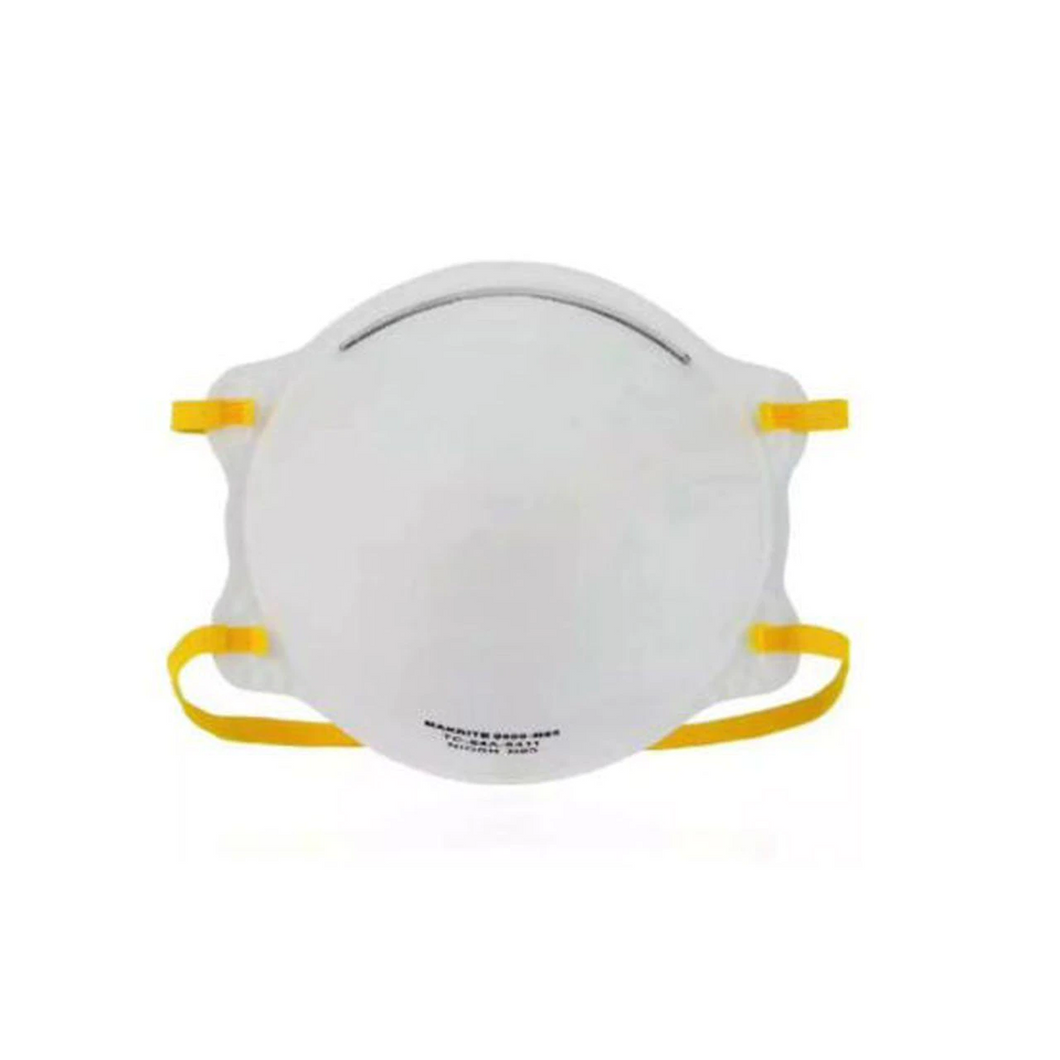 N95 Respirator Mask, Makrite 9500 Standard (Box of 20)