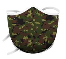 Load image into Gallery viewer, Camo (4 colors available) w/Ties