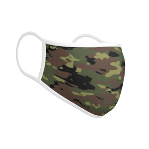 Army Camo Flat Loops