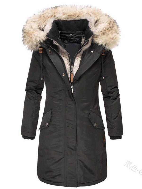 Winter Warm Women's Parka Coat