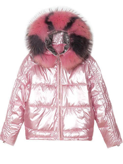 Women's Winter Zipprt Jacket