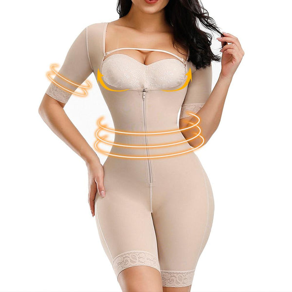 Full Body Leg Control Arm Tummy shapewear