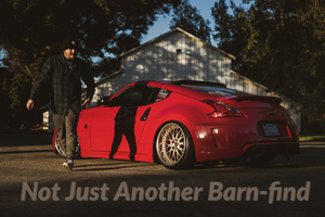 Not Just Another Barn-Find