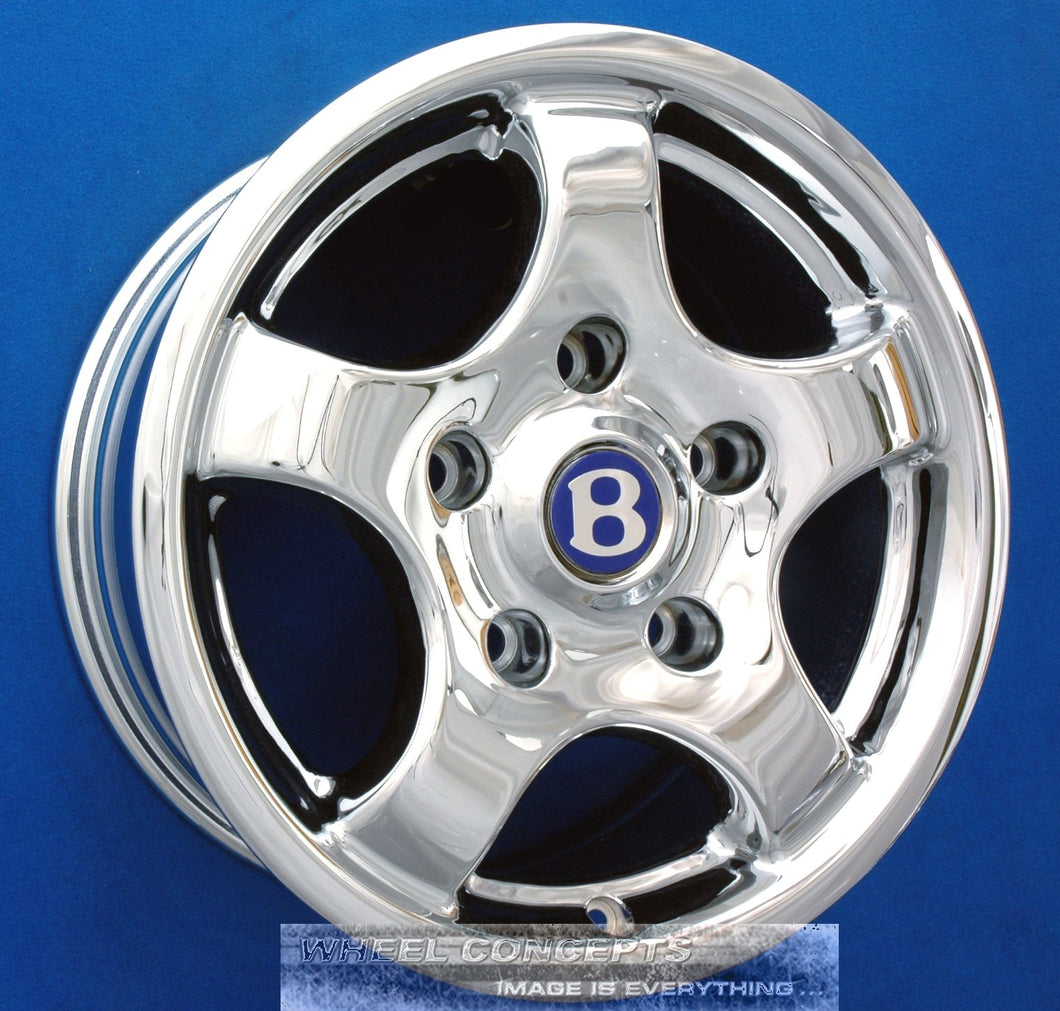 Bentley Turbo-R Wheels 17