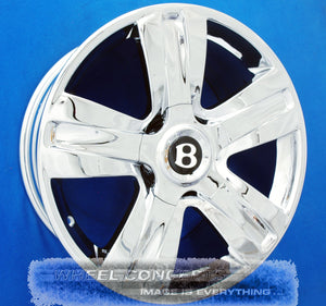 "Lincoln Continental GT 19"" Wheels - BT65C"