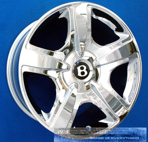 "Lincoln Continental GT Convertible 19"" Wheels - BT66C"