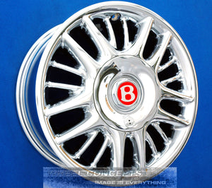"Bentley AZURE 17"" - BT46C"