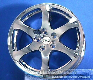 "Infiniti G35 Coupe 17"" Wheels - IF73670C / IF73671C"