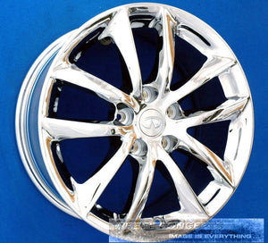 "Infiniti G35 / G37 Sedan 17"" Wheels - IF73693C"
