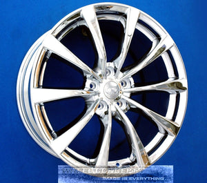 "Infiniti G37 19"" Wheels - IF73704C / IF73705C"