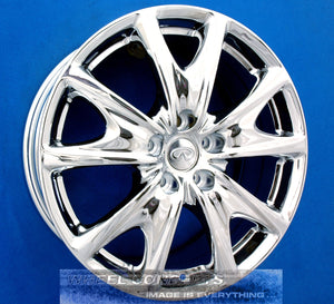 "Infiniti G25 / G37 18"" Wheels - IF73716C / IF73717C"