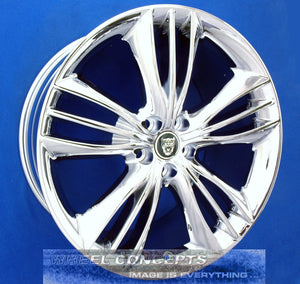 "Jaguar XJ 20"" Wheels - JG59871C-JG59872C"