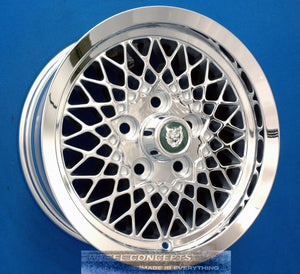 "Jaguar XJ 15"" Wheels - JG59673C"